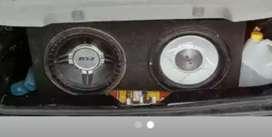 Cajón con dos bufer doble bobina b52