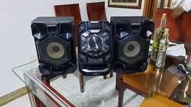 Sonido samsung MX-J630/ZX