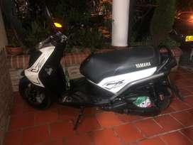 Moto BWS Yamaha 125