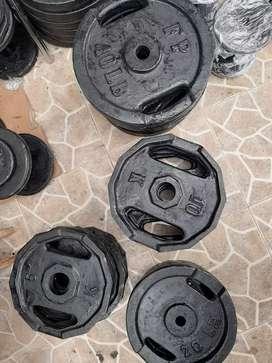 Discos de peso