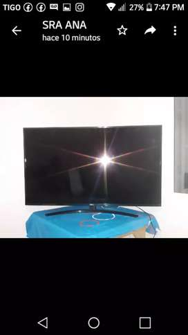 Se vende plasma para repuesto un mes de uso tiene la pantalla dañada