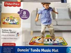 Juguete Bebe Piano