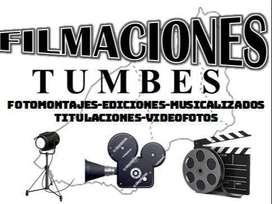 FILMACIONES PARA FIESTAS INFANTILES, CUMPLEAÑOS, BODAS, BAUTIZOS, MATRIMONIOS, QUINCEAÑEROS. etc
