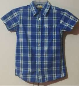 Tommy Hilfiger Camisa Niño Talla 6 Original