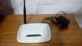 Router Wifi Tp Link funcionando .igual nuevo