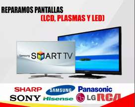LCD LED PLASMA servicio técnico