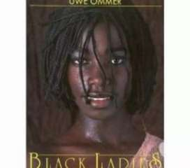 Libro ilustrado sobre las mujeres africanas