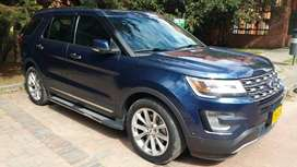 Ford Explorer Limited At 3500c.c. 4x4