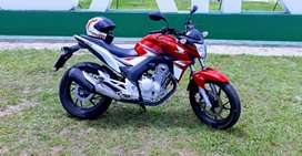 Vendo honda Twister cb 250