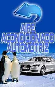 AIRE ACONDICIONADO PARA AUTOMOVILES SERVICIO TECNICO ESPECIALIZADO