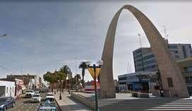 Vendo Terreno Comercial en plena Plaza de Armas de La Ciudad de Tacna