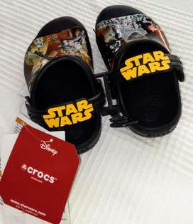 CROCS STAR WARS ORIGINALES