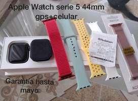 Apple watch serie 5 44mm gps+celular