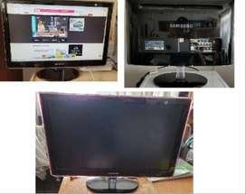 Vendo todo Equipos de Audio / DVD / Monitor / TV / Retroproyector / DVD PLAYER / Microondas / FAX