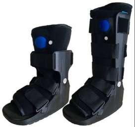 bota walker reemplaza el yeso