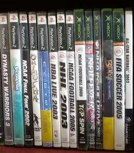 Juegos de Consola Ps2 - Xbox Clasica