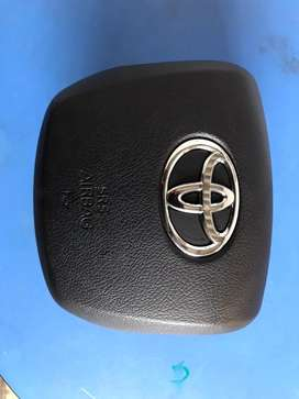 Airbag toyota fortuner hilux