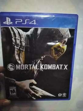 Juego Mortal Kombat X