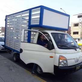servicios de mudanzas y taxi carga y fletes