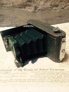 Camara fografica antigua c/fuelle Decorativa