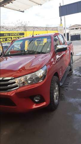 camioneta Toyota Hilux 2019