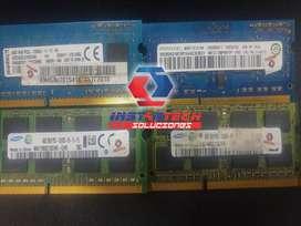 MEMORIA DDR3 4GB PORTATIL / TODO EN UNO USADA