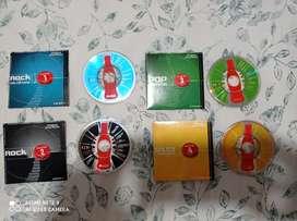 Mini CD'S de colección de coca cola ( vendo o cambio)
