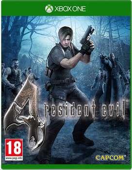 Resident Evil 4 Xbox One, Físico