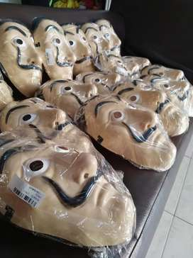 Máscara La Casa de Papel oficial