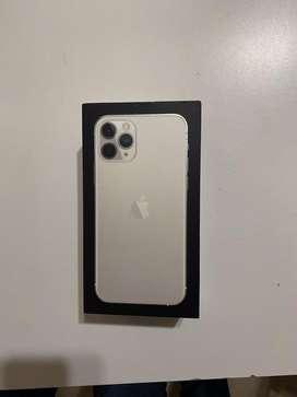 Iphone 11 Pro 256 gb gb Nuevo Silver Sellado
