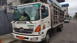 Se vende Camión Hino FC año 2015 (por motivo de viaje)