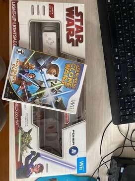 Star Wars Guerra de Clones - Wii