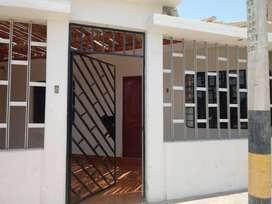 Se alquila una casa de 200m2 en San Andres Paracas NEGOCIABLE