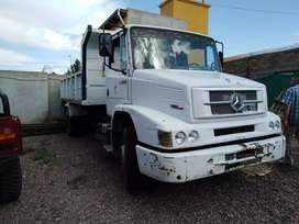 Mercedes 1318 volcadora