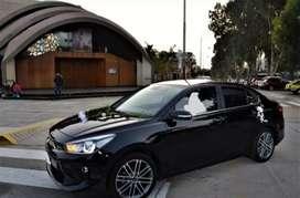 Auto New Kia Rio Ultra 1.6 semi nuevo en excelente estado de uso personal