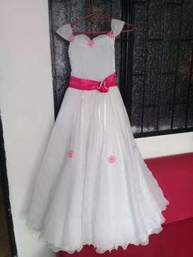 Vestido de primeira comunion