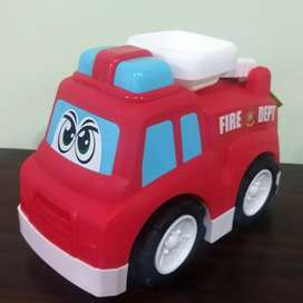 Camión Bombero