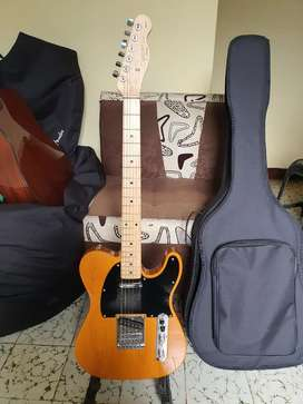 Guitarra telecaster squier by fender