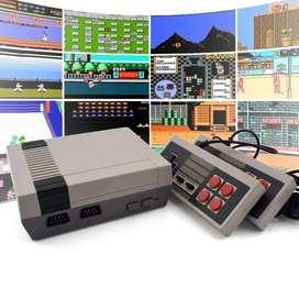 Consola Super Classic Mini 620 Juegos Nes 2 Controles