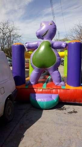 alquiler de inflables y metegoles