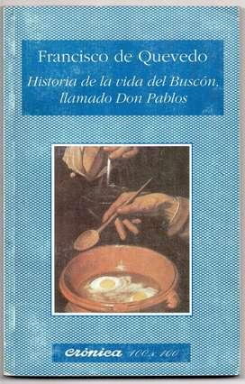 HISTORIA DEL BUSCÓN LLAMADO DON PABLOS QUEVEDO