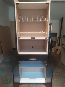 Hermosos muebles para cocina alacena