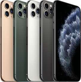 iPhone 11 pro max 256  todo los colores, somos tienda fisica
