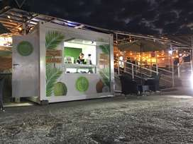 Remato Container para Food Truck