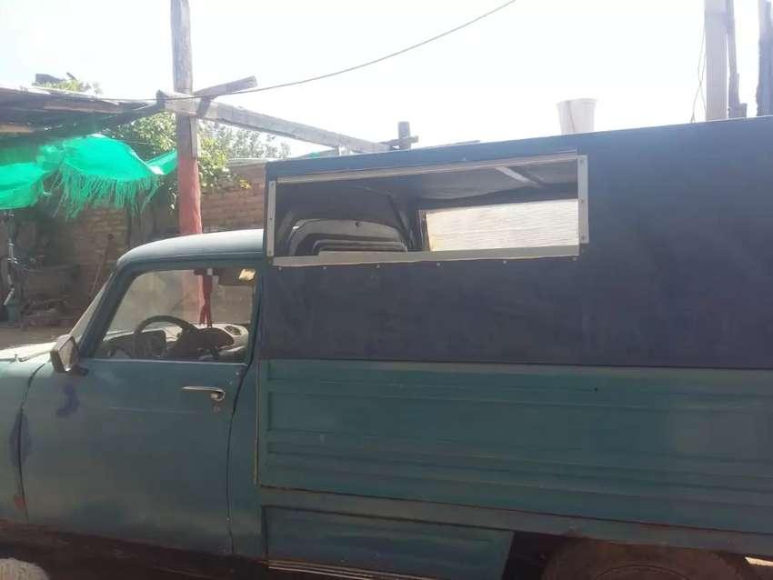 Camioneta peugeot 0