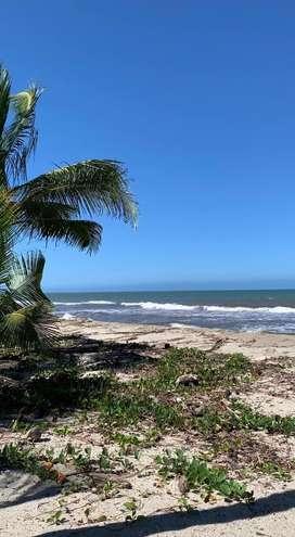 Venta de lote en la playa buritaca