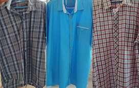 Camisas para hombre talla XXL