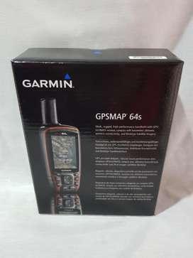 GPS Garmin Map 64S Nuevo
