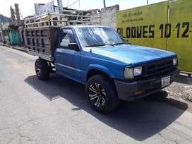 Camioneta MAZDA AÑO 92, VENDO O CAMBIO CON CAMION