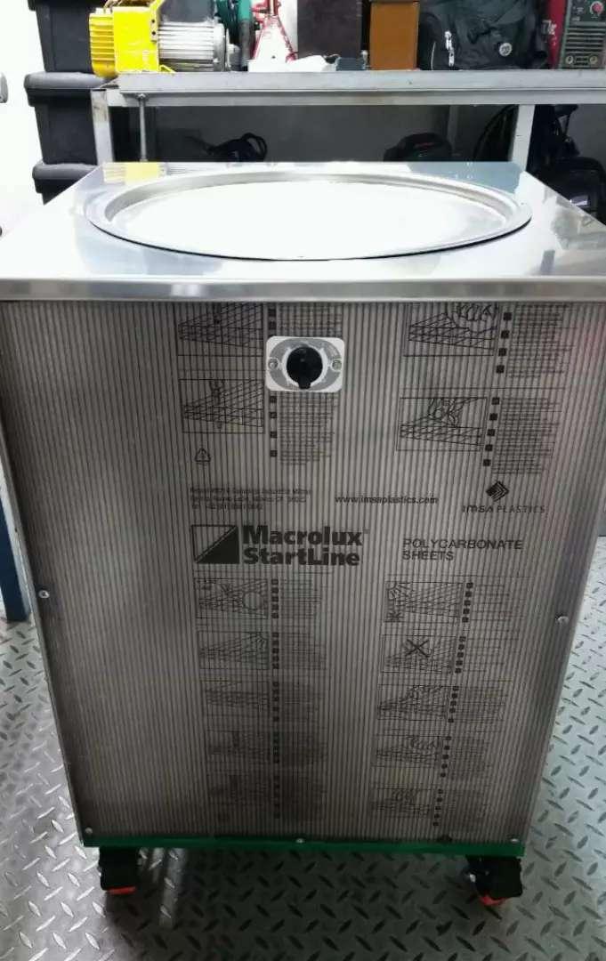 Maquina de Helado Frito Mch120v 1 Años G